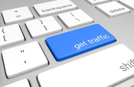 7 ways to drive traffic to your website. Ignite Media